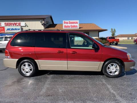 2004 Ford Freestar for sale at Pro Source Auto Sales in Otterbein IN