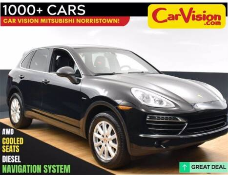 2013 Porsche Cayenne for sale at Car Vision Buying Center in Norristown PA