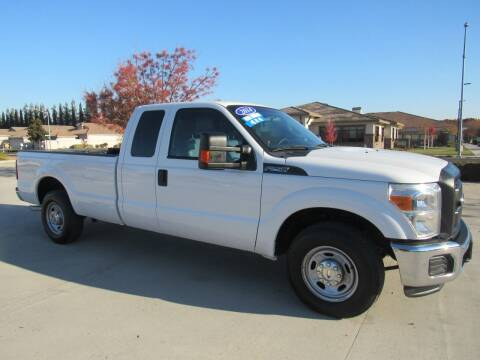 2014 Ford F-250 Super Duty for sale at 2Win Auto Sales Inc in Oakdale CA