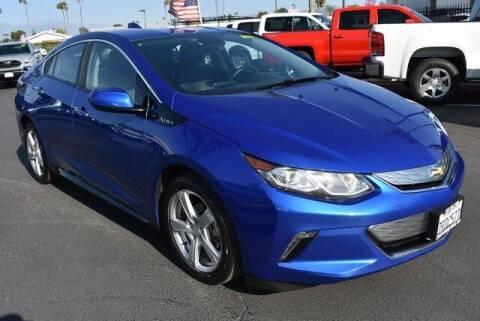 2016 Chevrolet Volt for sale at DIAMOND VALLEY HONDA in Hemet CA
