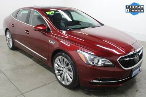 2017 Buick LaCrosse for sale at Bob Clapper Automotive, Inc in Janesville WI