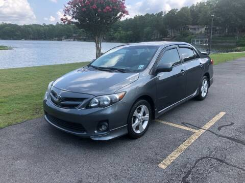 2011 Toyota Corolla for sale at Village Wholesale in Hot Springs Village AR