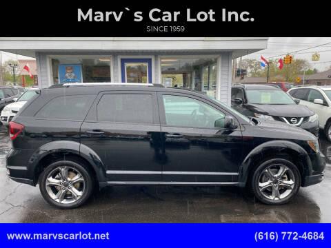 2015 Dodge Journey for sale at Marv`s Car Lot Inc. in Zeeland MI