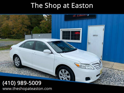 2011 Toyota Camry for sale at The Shop at Easton in Easton MD