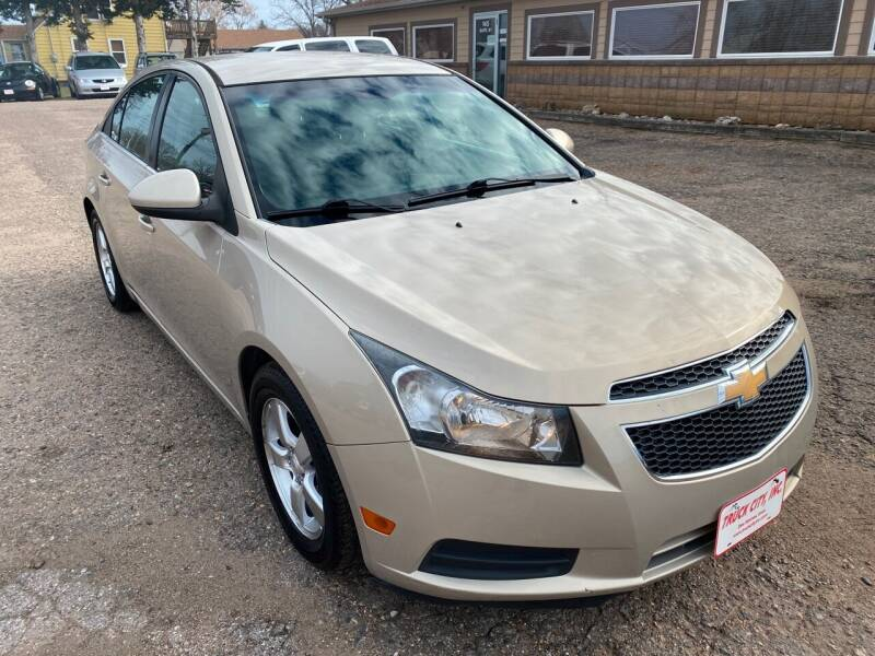 2011 Chevrolet Cruze for sale at Truck City Inc in Des Moines IA