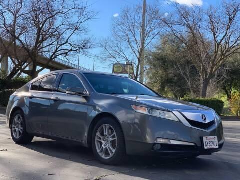 2009 Acura TL for sale at AutoAffari LLC in Sacramento CA