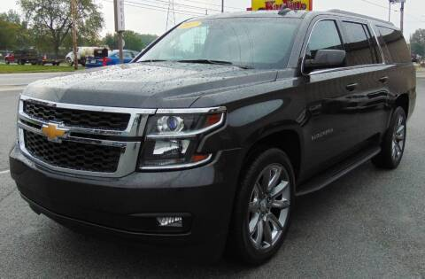 2017 Chevrolet Suburban for sale at Kenny's Auto Wrecking - Kar Ville- Ready To Go in Lima OH