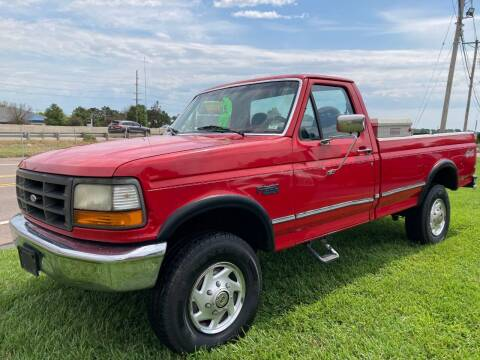 1997 Ford F-250 for sale at Ace Motors in Saint Charles MO
