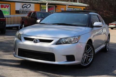 2011 Scion tC for sale at Go Auto Sales in Gainesville GA