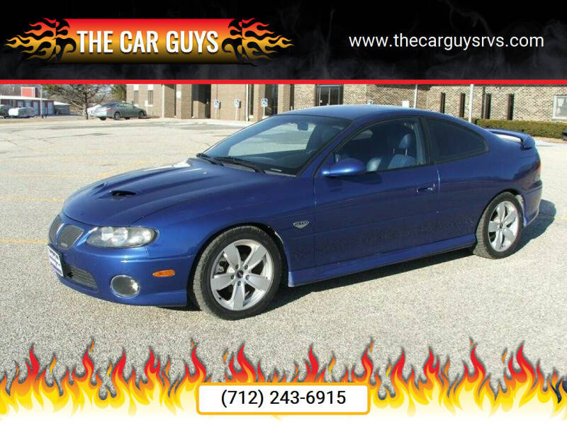 2004 Pontiac GTO for sale at The Car Guys in Atlantic IA
