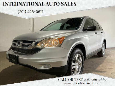 2011 Honda CR-V for sale at International Auto Sales in Hasbrouck Heights NJ