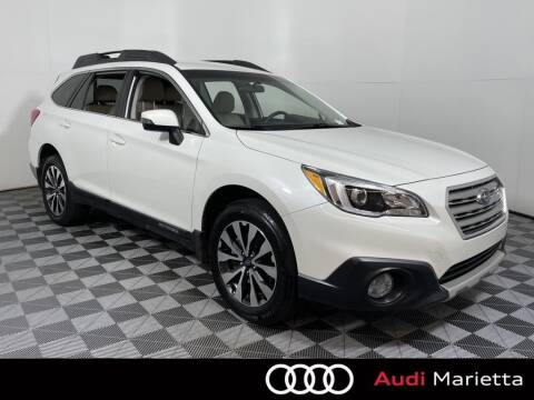 2016 Subaru Outback for sale at CU Carfinders in Norcross GA