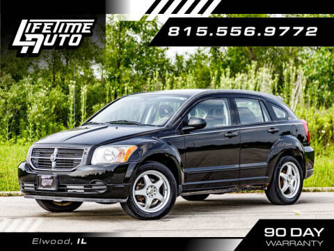 2007 Dodge Caliber for sale at Lifetime Auto in Elwood IL