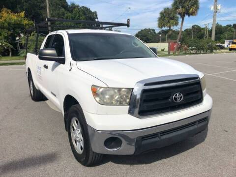 2010 Toyota Tundra for sale at LUXURY AUTO MALL in Tampa FL