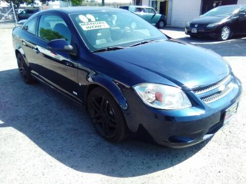 2009 Chevrolet Cobalt for sale at Larry's Auto Sales Inc. in Fresno CA