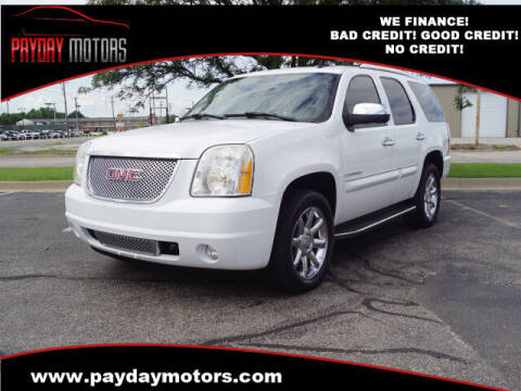 2007 GMC Yukon for sale at Payday Motors in Wichita KS