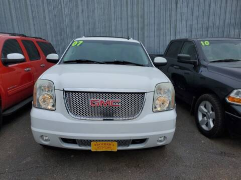 2007 GMC Yukon for sale at Brothers Used Cars Inc in Sioux City IA