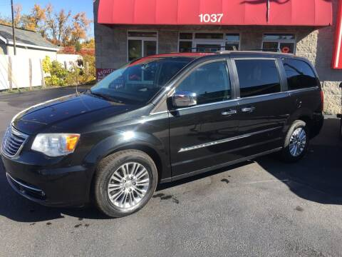 2013 Chrysler Town and Country for sale at Titan Auto Sales LLC in Albany NY
