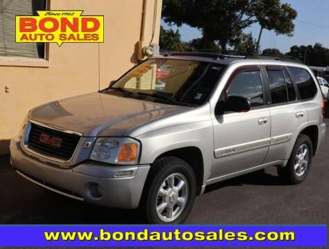 2004 GMC Envoy for sale at Bond Auto Sales in St Petersburg FL