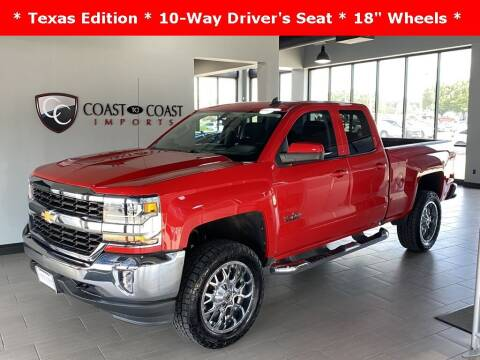 2019 Chevrolet Silverado 1500 LD for sale at Coast to Coast Imports in Fishers IN
