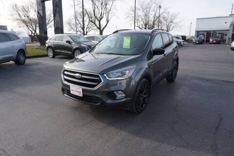 2017 Ford Escape for sale at Ideal Wheels in Sioux City IA