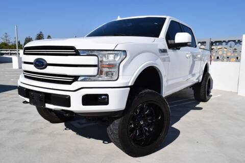 2018 Ford F-150 for sale at Dino Motors in San Jose CA