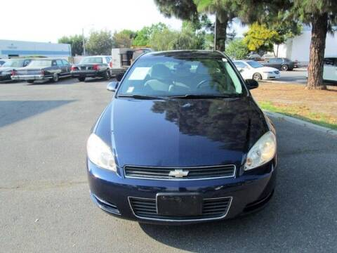 2009 Chevrolet Impala for sale at Wild Rose Motors Ltd. in Anaheim CA