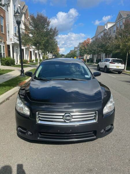 2014 Nissan Maxima for sale at Pak1 Trading LLC in South Hackensack NJ