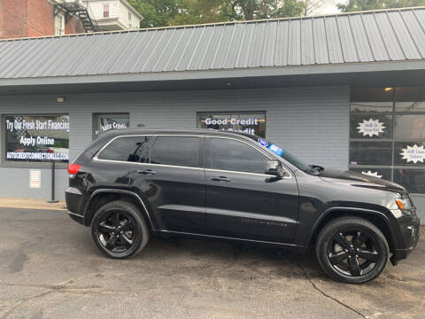 2015 Jeep Grand Cherokee for sale at Auto Credit Connection LLC in Uniontown PA