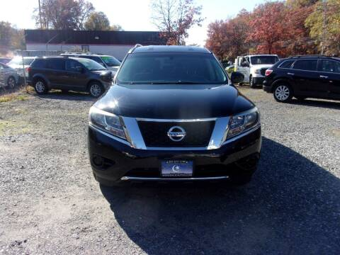 2014 Nissan Pathfinder for sale at Balic Autos Inc in Lanham MD