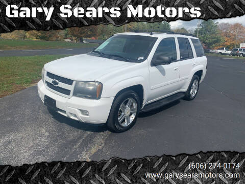 2008 Chevrolet TrailBlazer for sale at Gary Sears Motors in Somerset KY