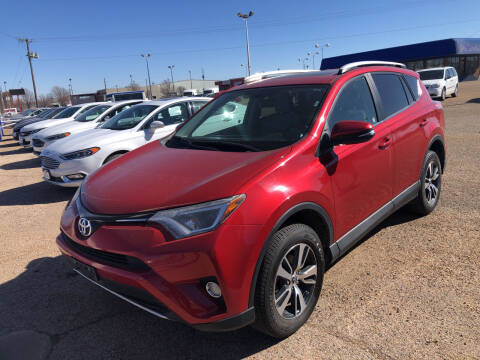 2016 Toyota RAV4 for sale at BUDGET CAR SALES in Amarillo TX