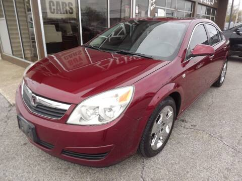 2009 Saturn Aura for sale at Arko Auto Sales in Eastlake OH