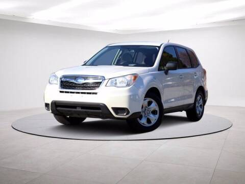 2015 Subaru Forester for sale at Carma Auto Group in Duluth GA