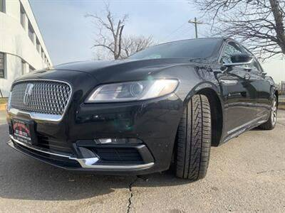 2018 Lincoln Continental for sale at Millennium Auto Group in Lodi NJ