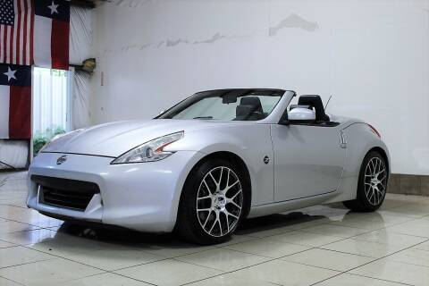 2010 Nissan 370Z for sale at ROADSTERS AUTO in Houston TX