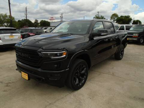 2020 RAM Ram Pickup 1500 for sale at BAS MOTORS in Houston TX
