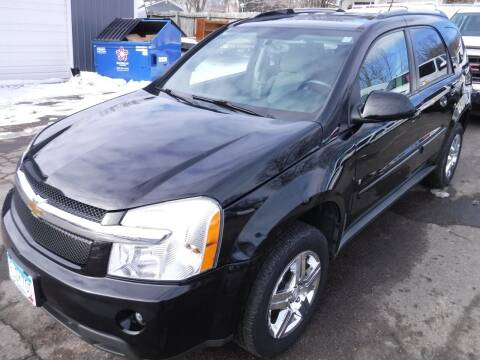 2008 Chevrolet Equinox for sale at J & K Auto - J and K in Saint Bonifacius MN