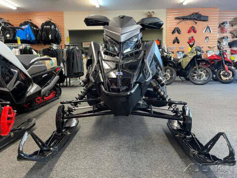 2022 Polaris 850 INDY XC 129 STORM 150 1.5 for sale at ROUTE 3A MOTORS INC in North Chelmsford MA