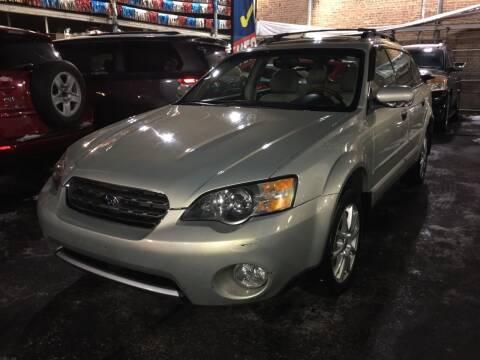 2005 Subaru Outback for sale at Jeff Auto Sales INC in Chicago IL