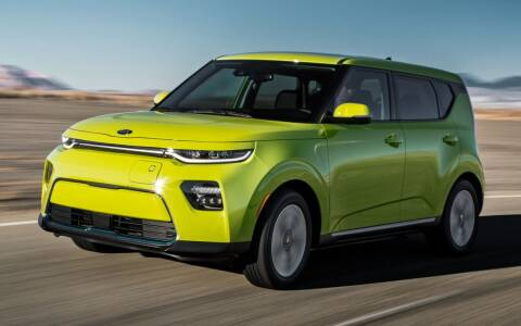 2021 Kia Soul for sale at Diamante Leasing in Brooklyn NY