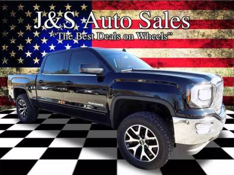 2016 GMC Sierra 1500 for sale at J & S Auto Sales in Clarksville TN