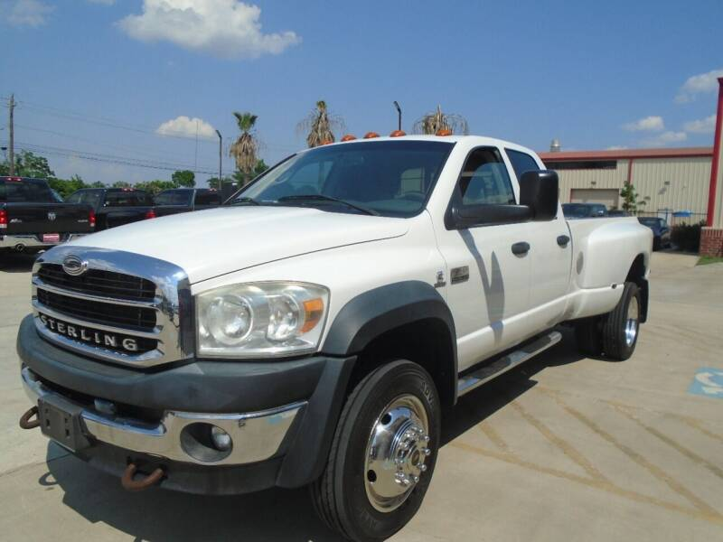 2008 Sterling Bullet Chassis 4500 for sale at Premier Foreign Domestic Cars in Houston TX