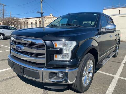 2016 Ford F-150 for sale at GROUP AUTO IMPORT & EXPORT in Newark NJ