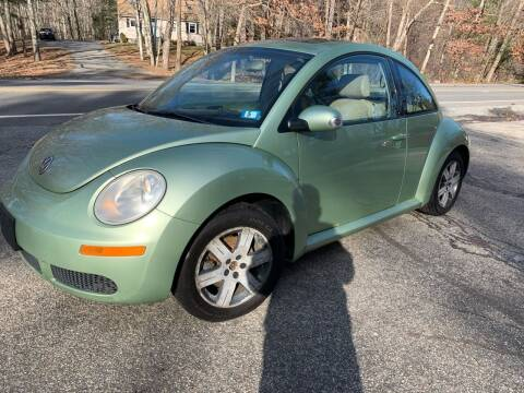 2006 Volkswagen New Beetle for sale at Old Rock Motors in Pelham NH
