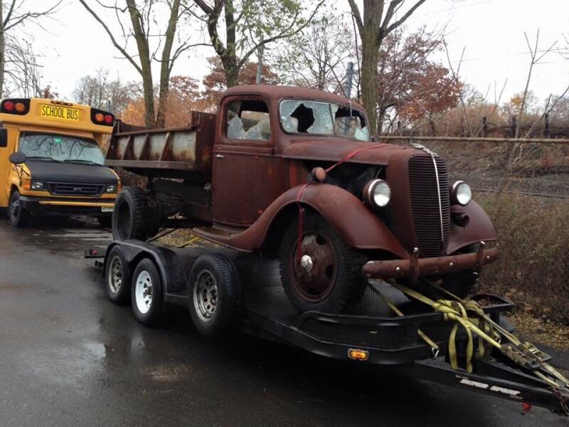 1937 Ford F-100 for sale at East Coast Motor Sports in West Warwick RI