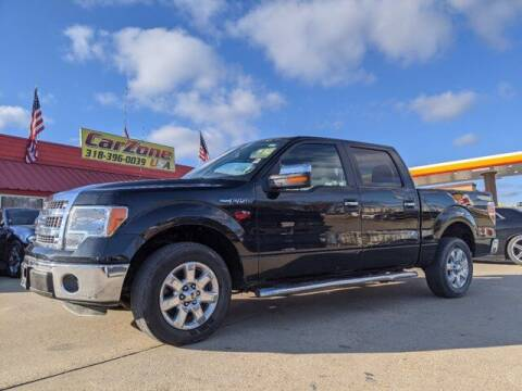 2014 Ford F-150 for sale at CarZoneUSA in West Monroe LA