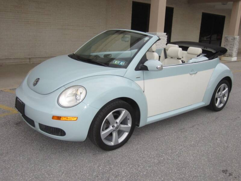 2010 Volkswagen New Beetle Convertible for sale at PRIME AUTOS OF HAGERSTOWN in Hagerstown MD