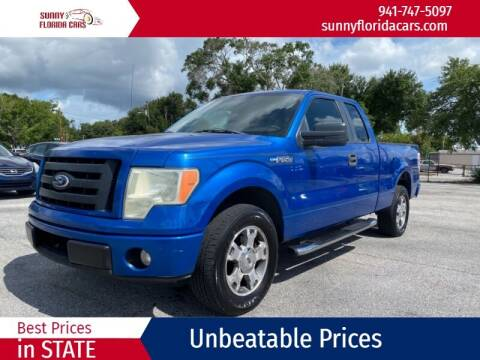 2009 Ford F-150 for sale at Sunny Florida Cars in Bradenton FL