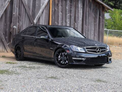 2013 Mercedes-Benz C-Class for sale at LKL Motors in Puyallup WA
